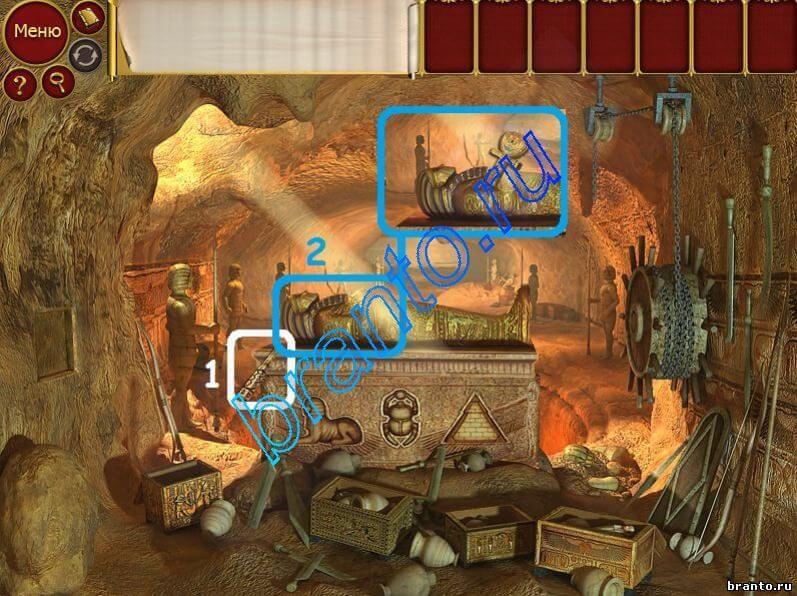 Прохождение игры Артефакты прошлого Загадки истории