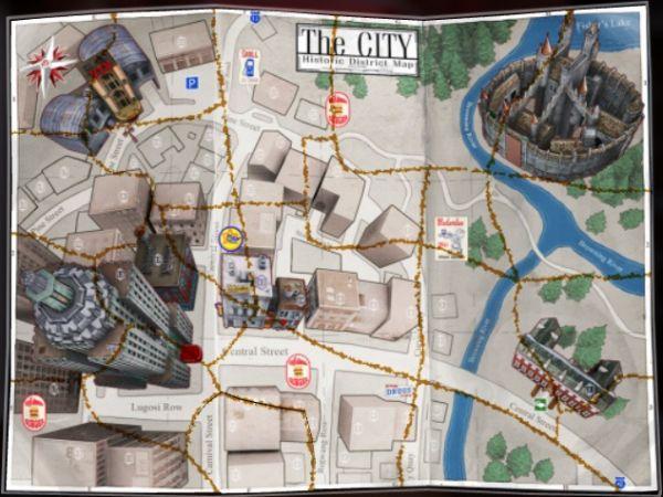 Прохождение игры Город Вампиров