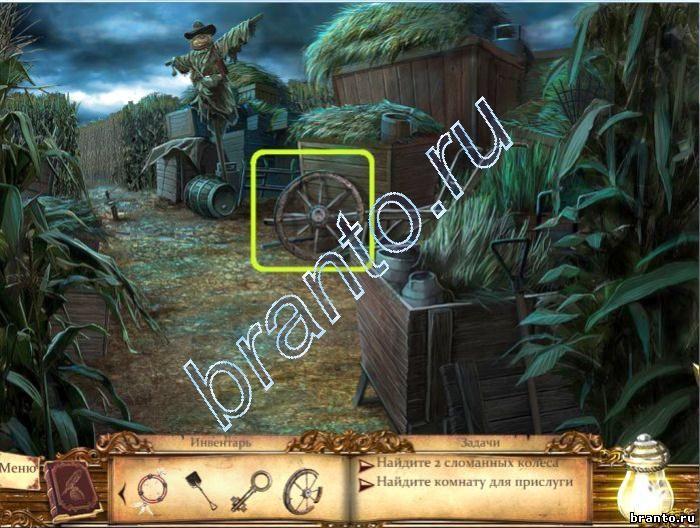 Полное прохождение игры Забытые хроники: Салем