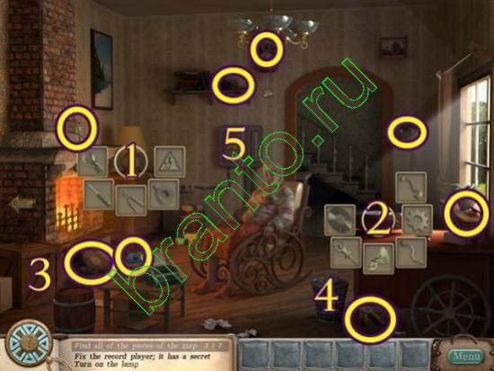 Прохождение игры Ведьма в зеркале (Behind the Reflection)