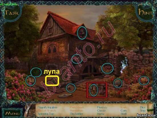 Кельтские сказания: Холмы Сид - Прохождение игры