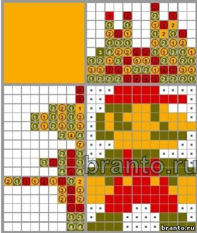 Игра Японские кроссворды - ответы