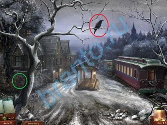 Прохождение игры Тайны прошлого: Гонения на сейлемских ведьм