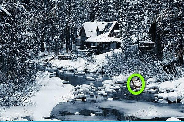 Найди Деда Мороза - ответы на игру