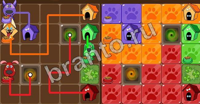 Пёс Флоу - прохождение игры