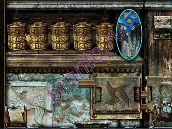 """""""Хрустальные черепа. Хроники Сандры Флеминг"""" (Sandra Fleming Chronicles: Crystal Skulls)"""