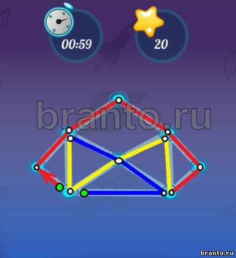 Ответы на игру Созвездие как соединить в Одноклассниках