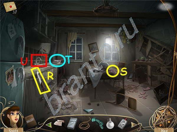 Прохождение игры Время тайн: Загадка шестого призрака